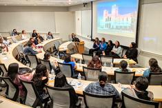 McAlister student attend UCLA College Moms Summit 2019